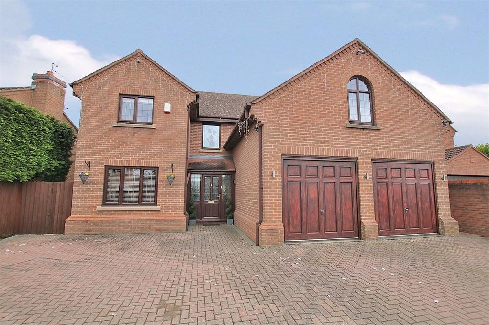Alibone Close, Moulton, Northampton