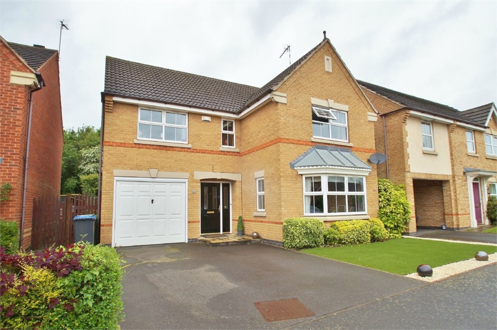 Merlin Close, Coton Meadows, Rugby