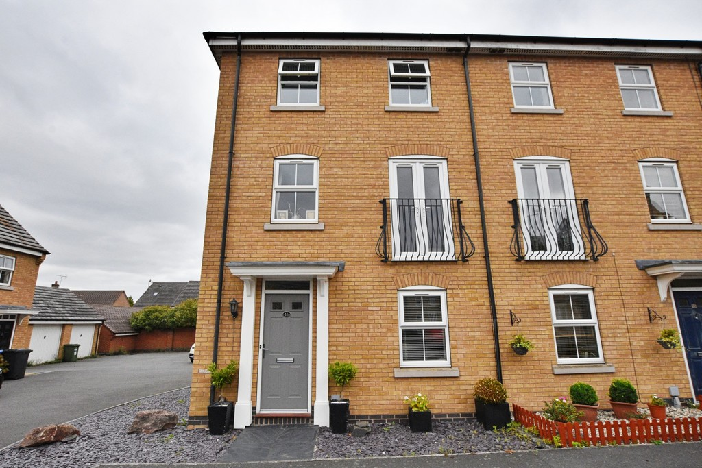 Spellow Close, Coton Park, Rugby